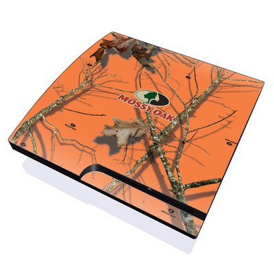 PS3 Slim Skin - Break-Up Lifestyles Autumn