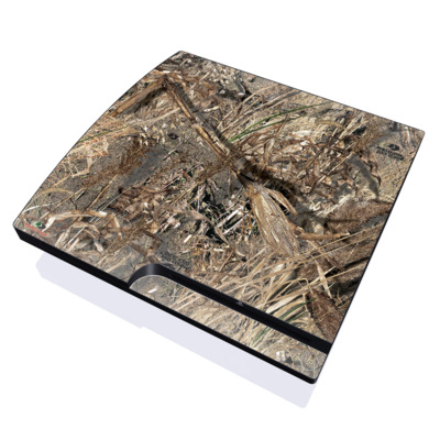 PS3 Slim Skin - Duck Blind