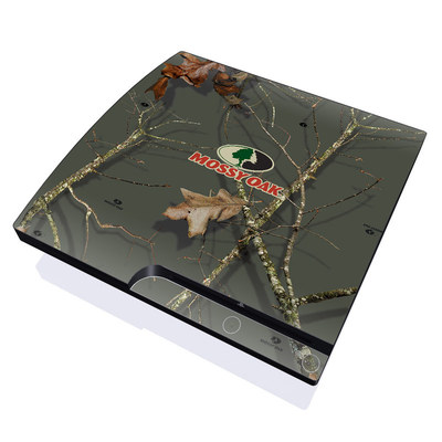 PS3 Slim Skin - Break-Up Lifestyles Evergreen