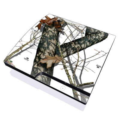 PS3 Slim Skin - Winter