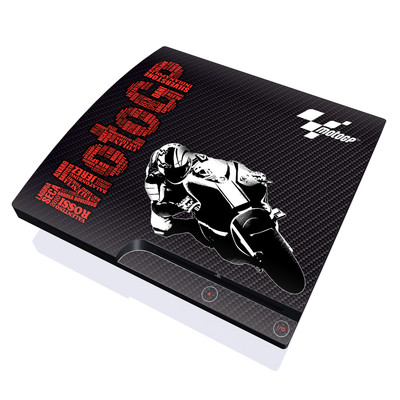 PS3 Slim Skin - MotoGP