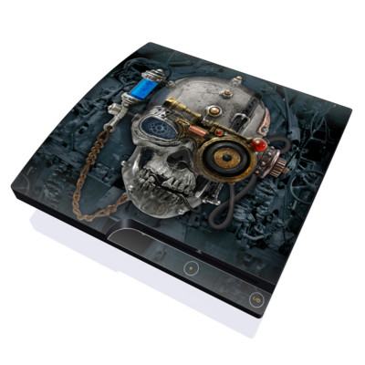 PS3 Slim Skin - Necronaut