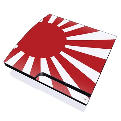 PS3 Slim Skin - Nisshoki