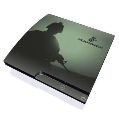 PS3 Slim Skin - Night Vision