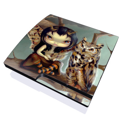 PS3 Slim Skin - Owlyn