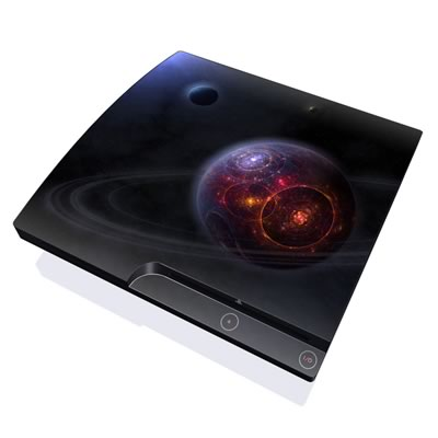 PS3 Slim Skin - Phraxis