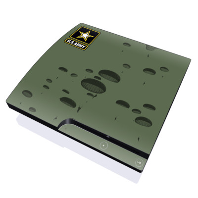 PS3 Slim Skin - Pull The Lanyard