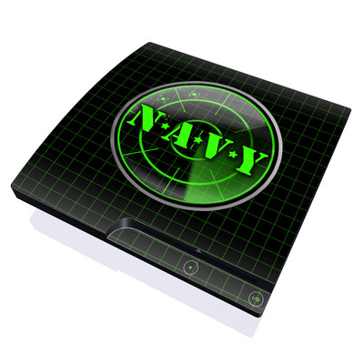 PS3 Slim Skin - Radar