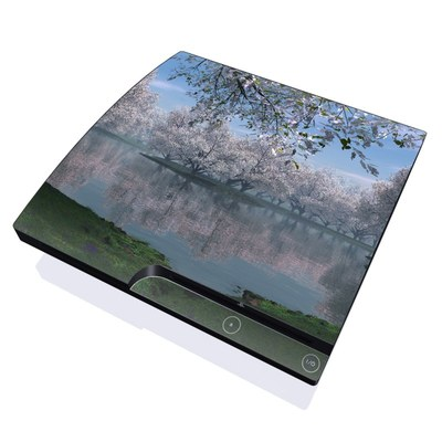 PS3 Slim Skin - Sakura
