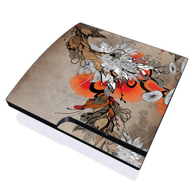 PS3 Slim Skin - Sonnet