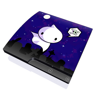 PS3 Slim Skin - Spectre