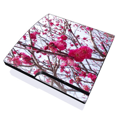 PS3 Slim Skin - Spring In Japan
