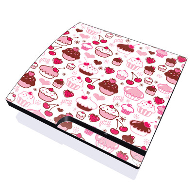 PS3 Slim Skin - Sweet Shoppe