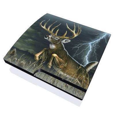 PS3 Slim Skin - Thunder Buck