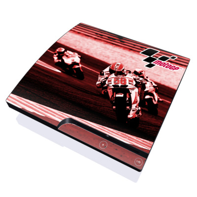 PS3 Slim Skin - Throttle