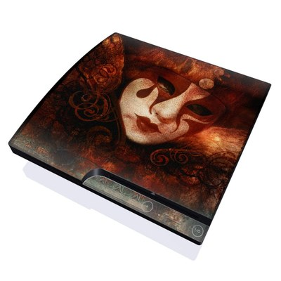 PS3 Slim Skin - To Rise Above