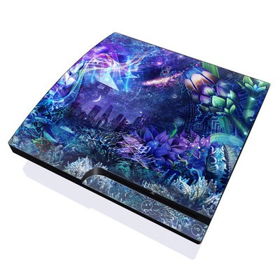 PS3 Slim Skin - Transcension