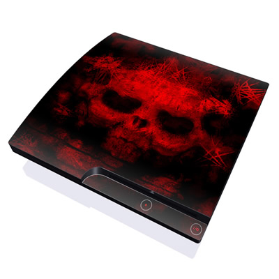 PS3 Slim Skin - War