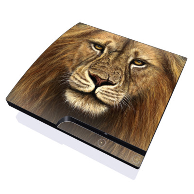 PS3 Slim Skin - Warrior