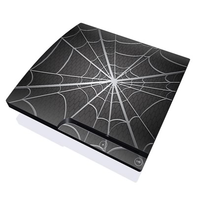 PS3 Slim Skin - Webbing