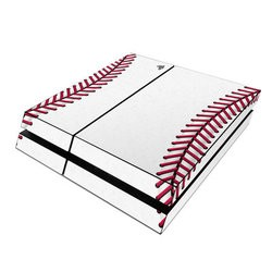 Sony PS4 Skin - Baseball
