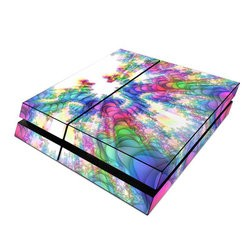 Sony PS4 Skin - Flashback