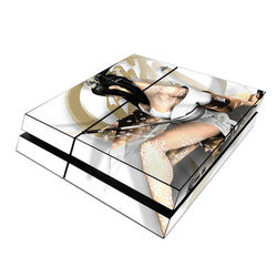 Sony PS4 Skin - Josei 4 Light