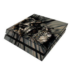 Sony PS4 Skin - Skull Wrap