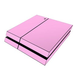 Sony PS4 Skin - Solid State Pink
