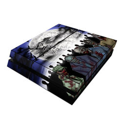 Sony PS4 Skin - Undead