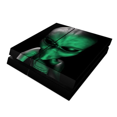 Sony PS4 Skin - Abduction