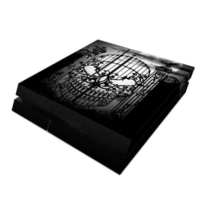 Sony PS4 Skin - Abandon Hope