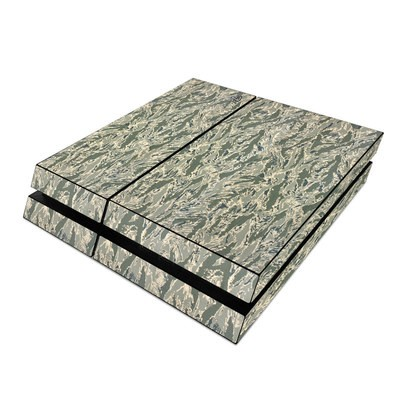 Sony PS4 Skin - ABU Camo