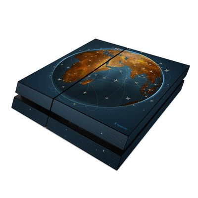 Sony PS4 Skin - Airlines