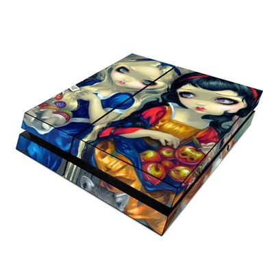 Sony PS4 Skin - Alice & Snow White