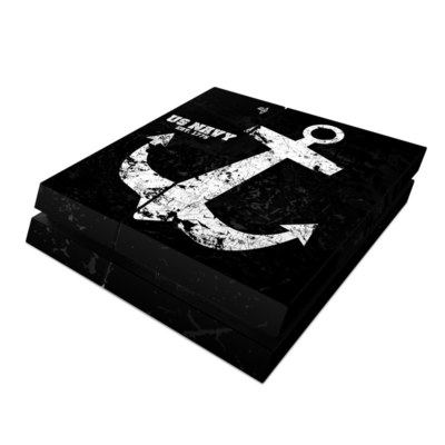Sony PS4 Skin - Anchor