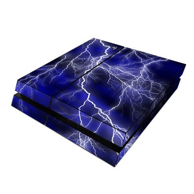 Sony PS4 Skin - Apocalypse Blue