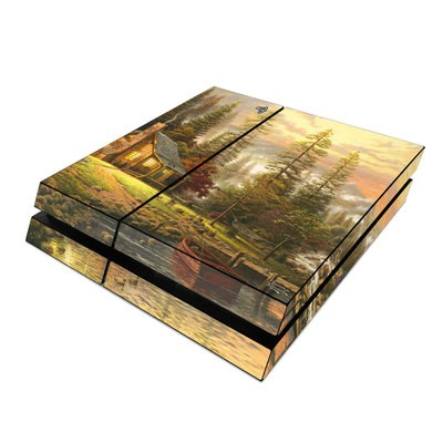Sony PS4 Skin - A Peaceful Retreat