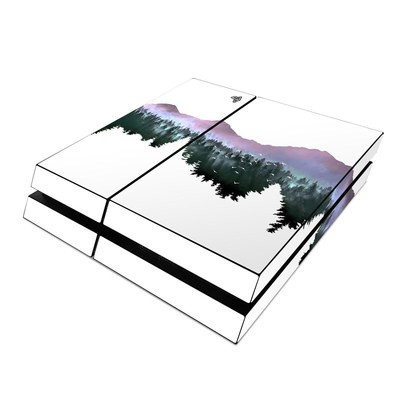 Sony PS4 Skin - Arcane Grove