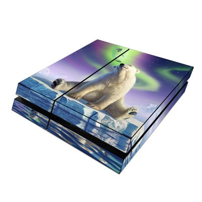 Sony PS4 Skin - Arctic Kiss