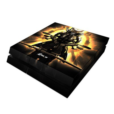 Sony PS4 Skin - Armor 01