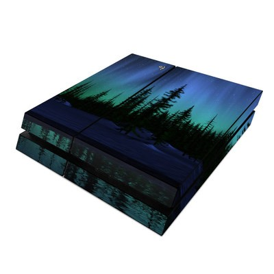Sony PS4 Skin - Aurora