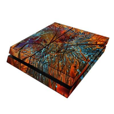 Sony PS4 Skin - Axonal