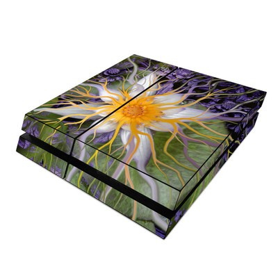 Sony PS4 Skin - Bali Dream Flower
