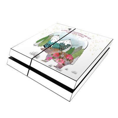 Sony PS4 Skin - Bear Mountain