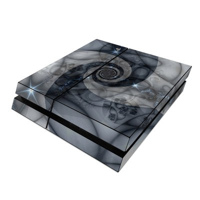 Sony PS4 Skin - Birth of an Idea