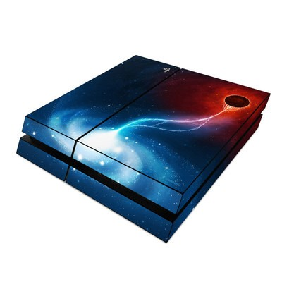 Sony PS4 Skin - Black Hole