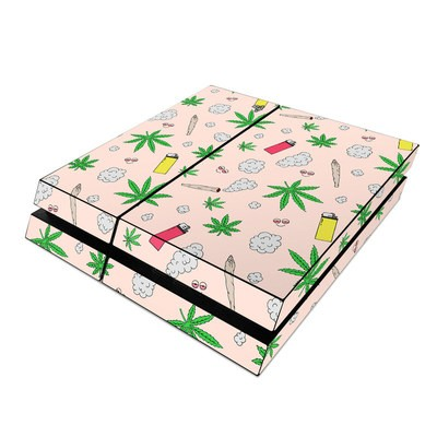 Sony PS4 Skin - Blaze It