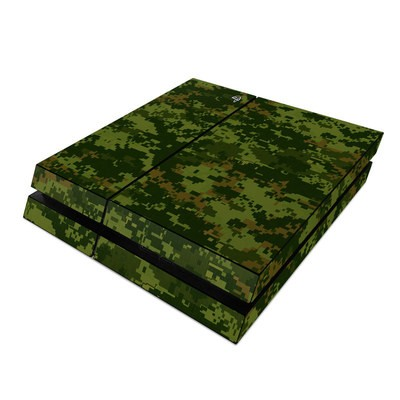 Sony PS4 Skin - CAD Camo