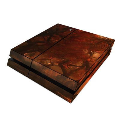 Sony PS4 Skin - Canopy Creek Autumn